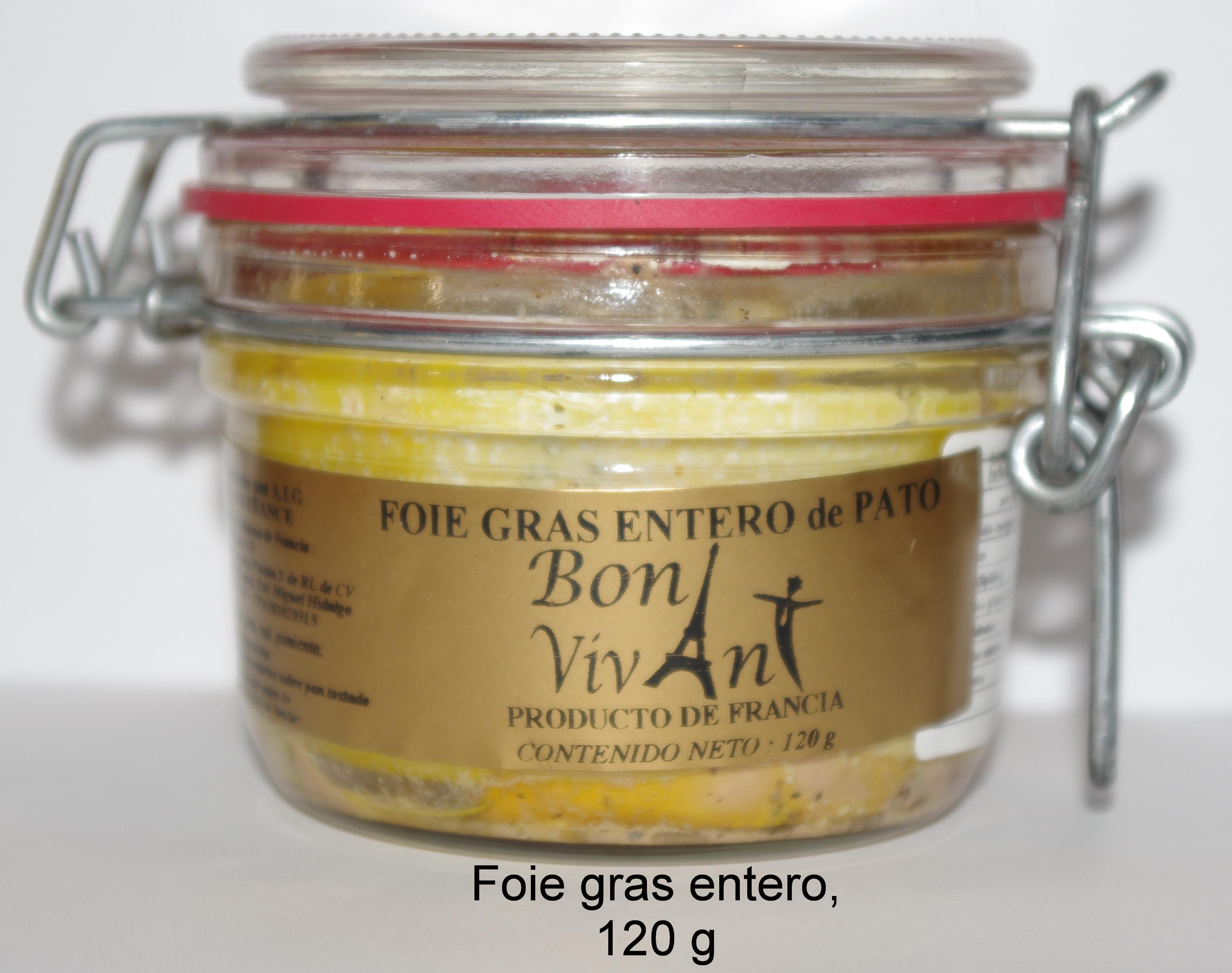 el mejor foie gras en mexico