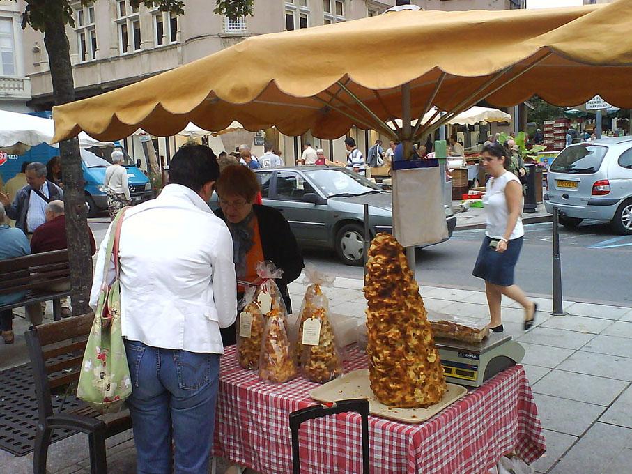 Mercado de Rodez - Aveyron