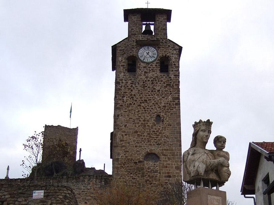Fuerte de Aubin - Aveyron