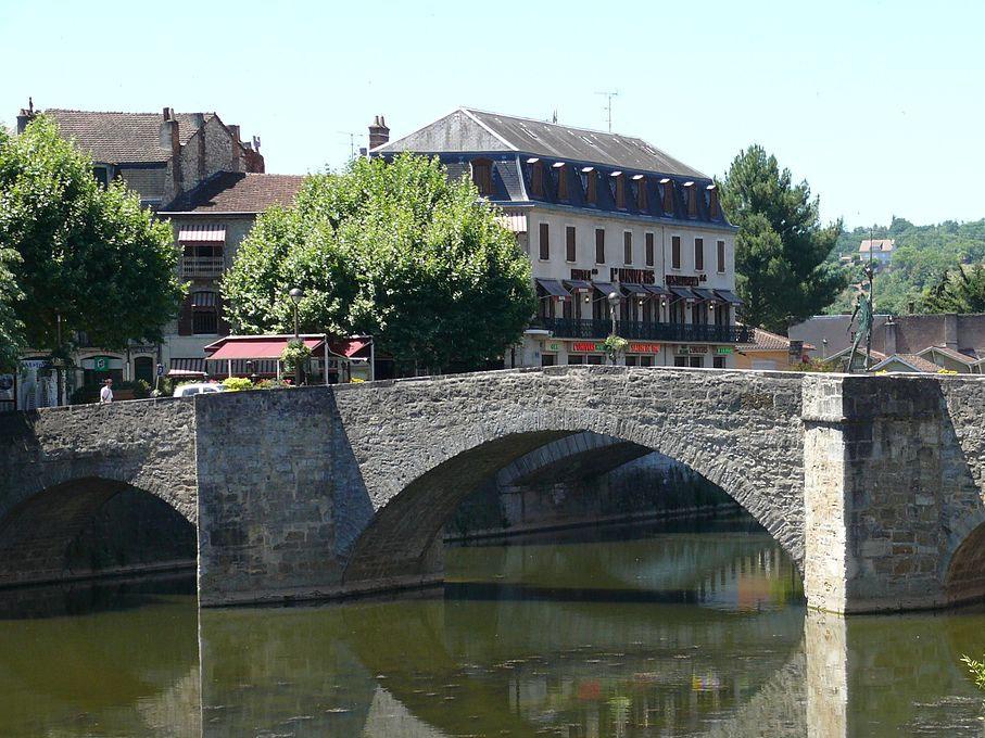 Pont des Consuls, Villefranche-de-Rouergue - Aveyron