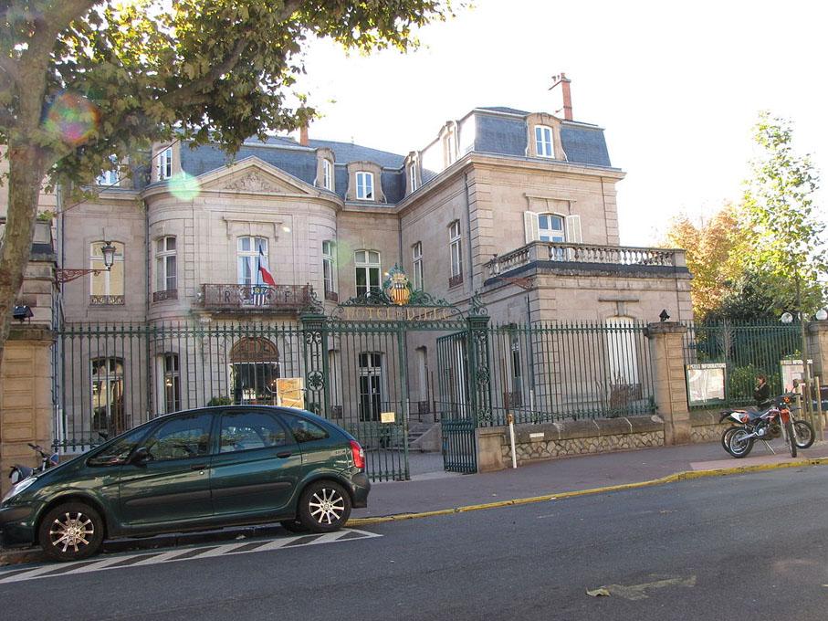 Ayuntamiento de Millau - Aveyron